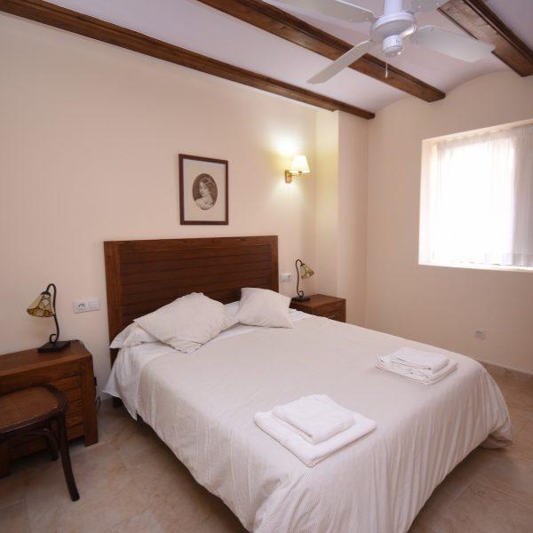 Dormitorio Cama Matrimonio (1)